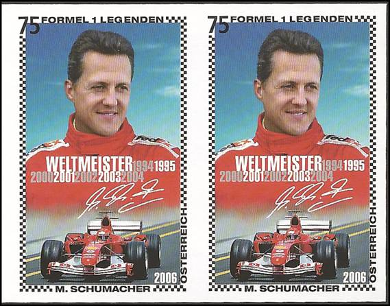 Bild zum Artikel Paar Schumacher ungezhnt
