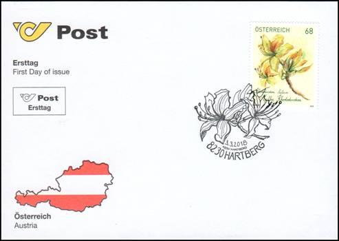 Bild zum Artikel FDC Rhododendron