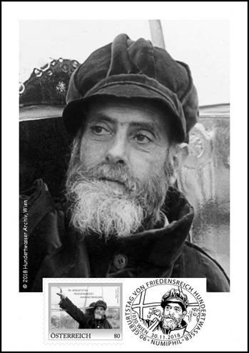 Bild zum Artikel Maximumkarte mit pers. Marke zum 90. Geburtstag